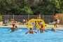 camping avec espace aquatique Gironde