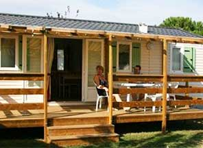 location mobil home Quiberon