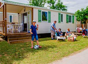location mobil home Saint Cyprien
