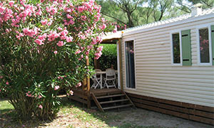 location vacances camping Aigues Mortes